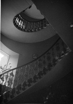 Woodley Park Hotel Interior : Stair Well, Troqueer