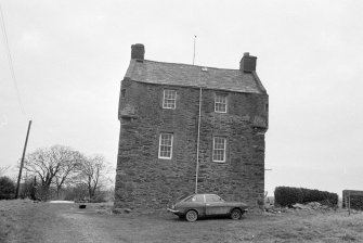 Isle Tower, Isle of Whithorn, Whithorn P, Strathclyde