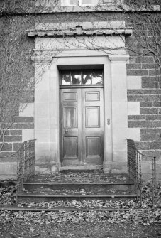 Guthrie Lodge Doorpiece, N E Fife, Fife