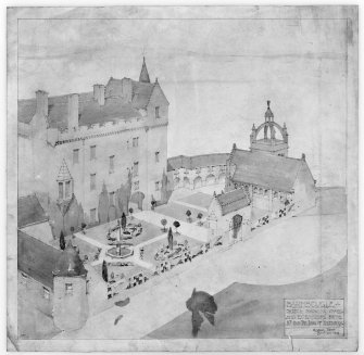 Barnbougle Castle.