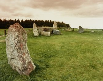 Easter Aquhorthies Stone Circle (Gordon District)