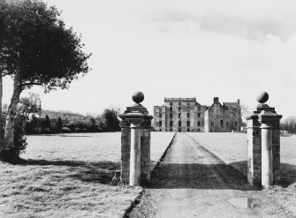 Kinneil House Prior to Repairs
