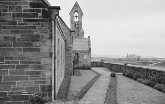 View of St Ebba's Episcopal Church, Eyemouth, from NE.