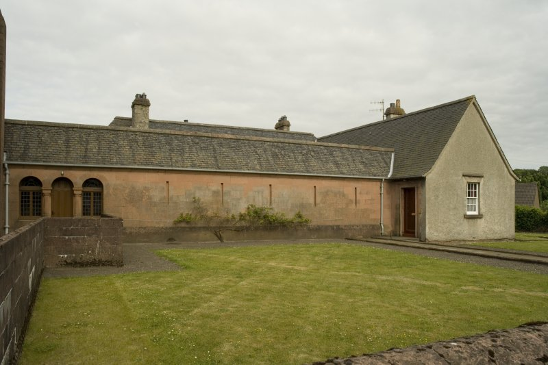 Priest's House, view from NW