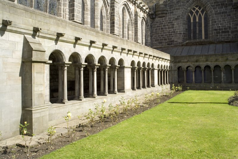 View of Cloister