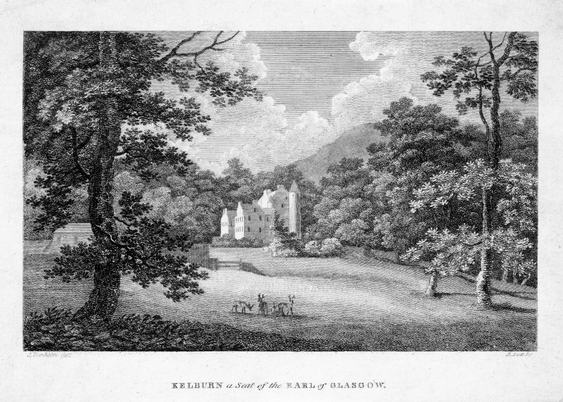 Kelburn: A seat of the Earl of Glasgow