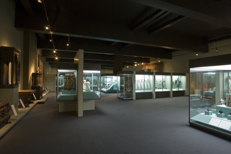 Interior. 1st floor, Gallery 2.