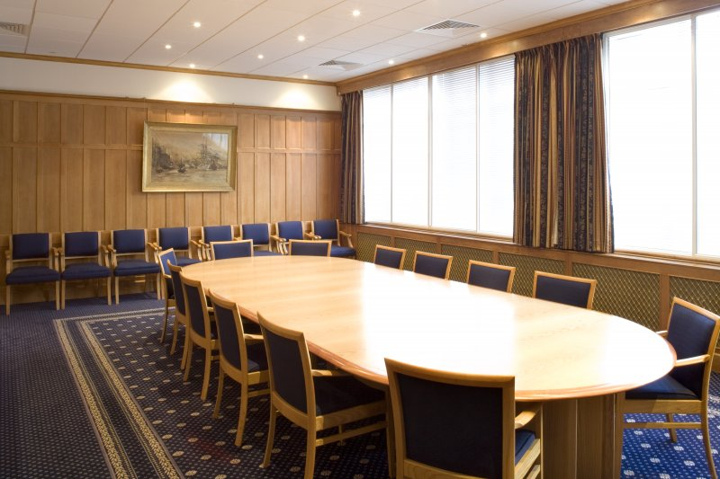 Interior. Board Room in Main Administration Building at NS5811 6067