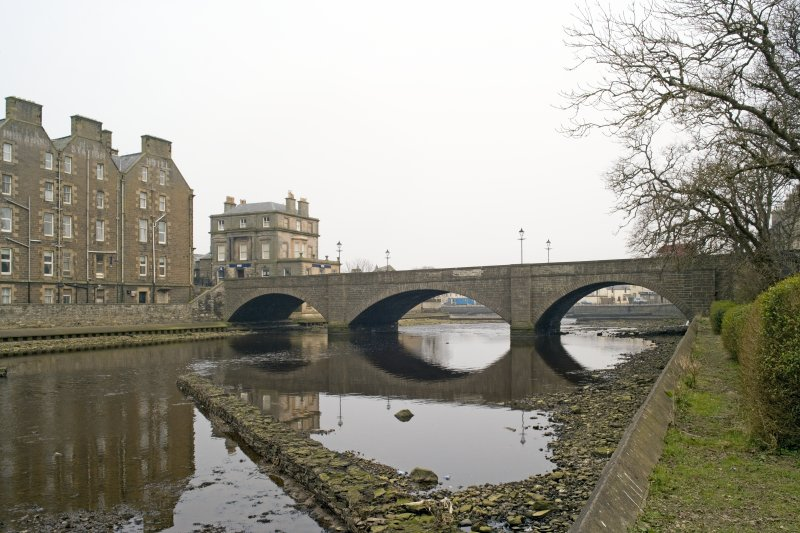 GV of bridge from NW