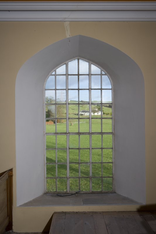 Interior. Detail of window