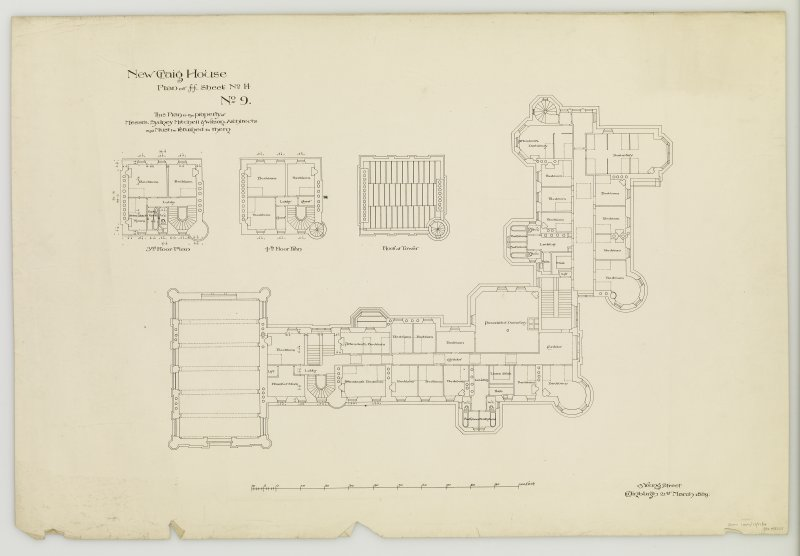 Plan sheet No. 14, No. 9.