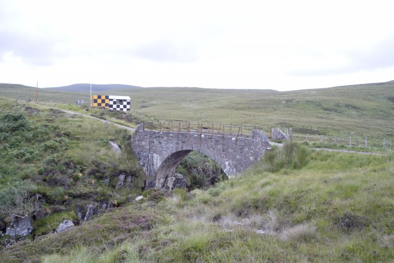 Kearvaig River, bridge, view from ENE.