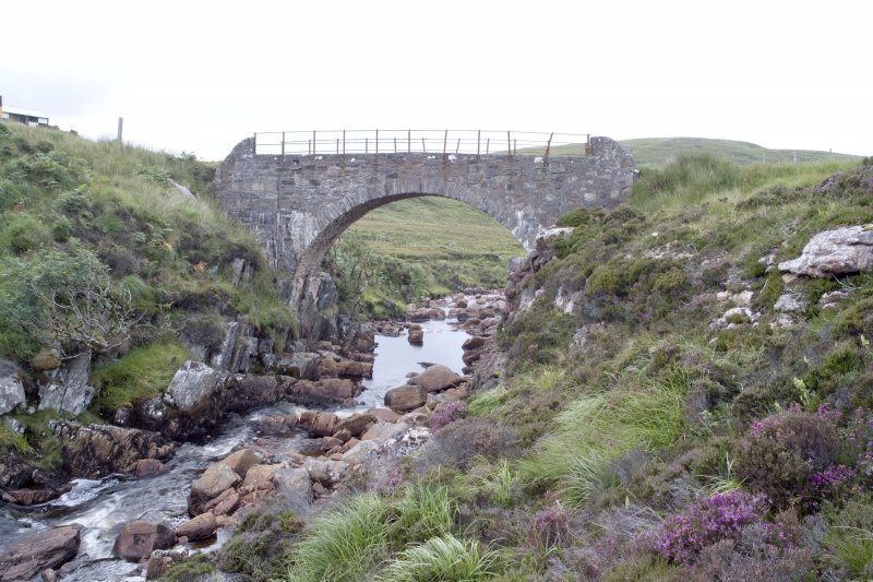 Kearvaig River, bridge, view from ESE.