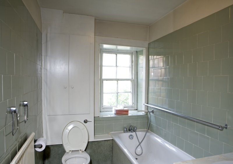 Interior. View of bathroom