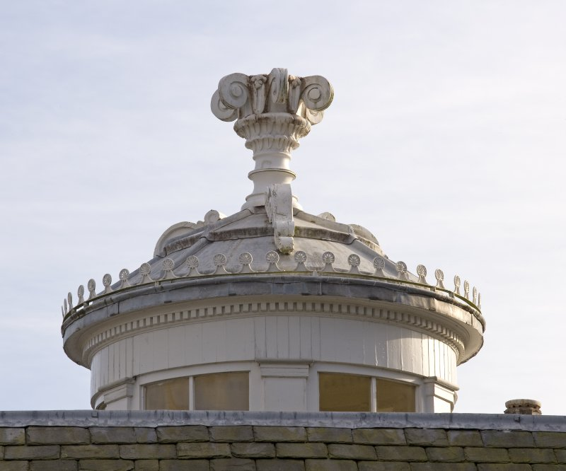 Detail of cupola