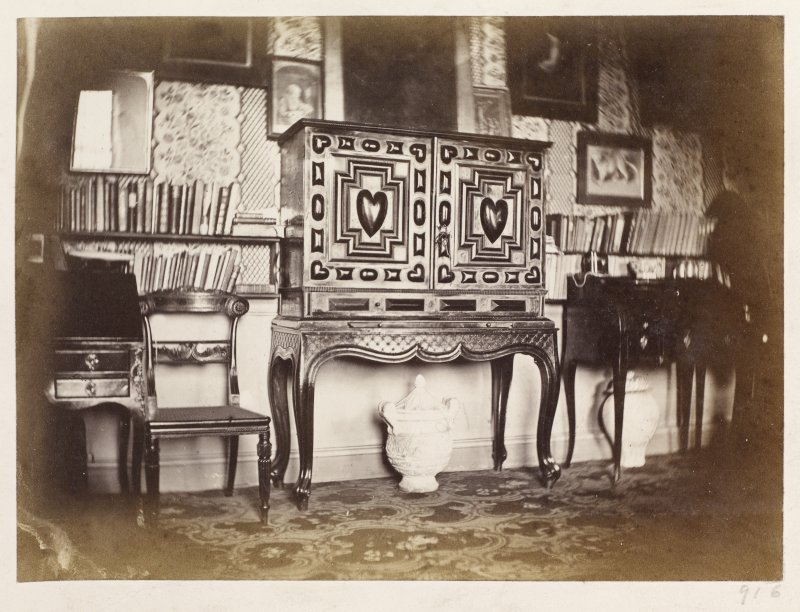 Page 34/6. Interior view. PHOTOGRAPH ALBUM No 146: THE THOMAS ANNAN ALBUM