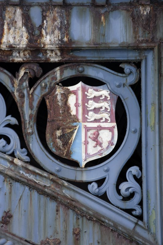 Detail of shield