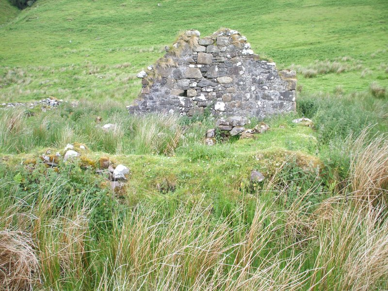 North Holm: building 1 viewed from the E