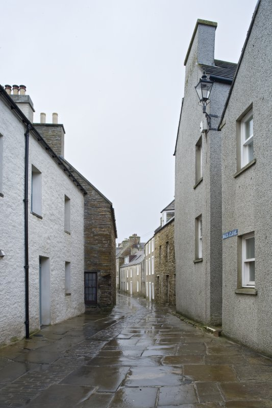 General view of Dundas Street, Stromness, taken from the S.