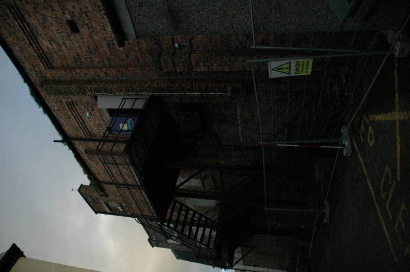 Digital photograph of the exterior of 18 Huntly Street