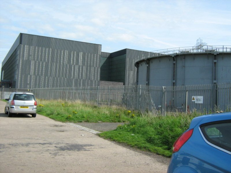 Photograph from environmental impact assessment, Cockenzie Power Station