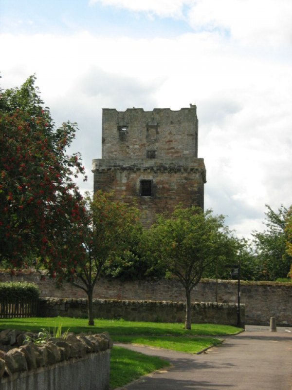 Photograph of Preston Tower.