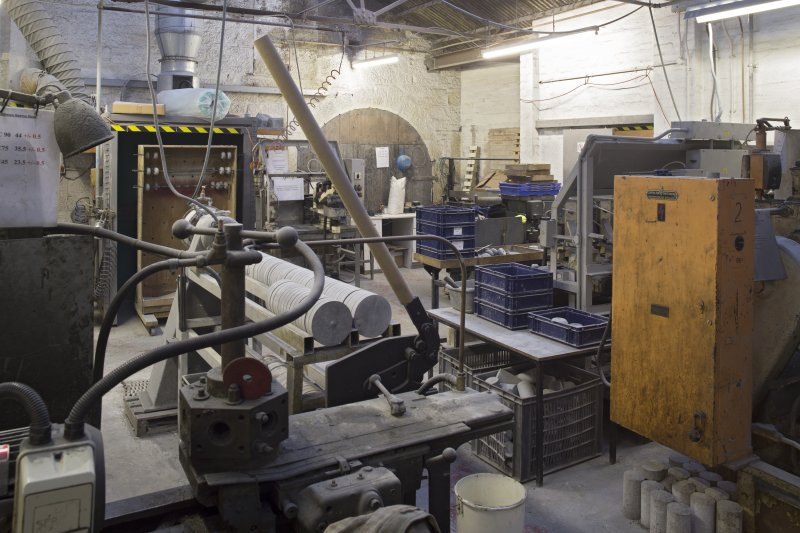 Interior. Former Turning Shop, now Giftware. General view from east.