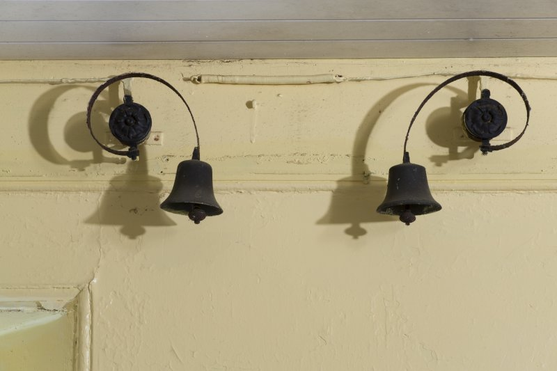 Ground FloorDetail of Bells in Kitchen.