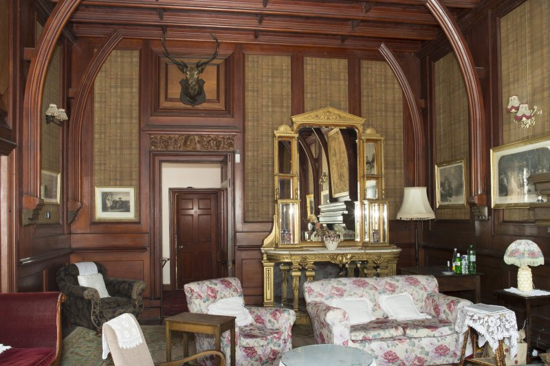 First Floor General view of Drawing Room.