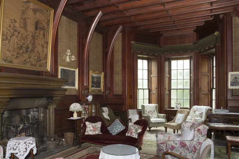 First FloorGeneral view of Drawing Room.