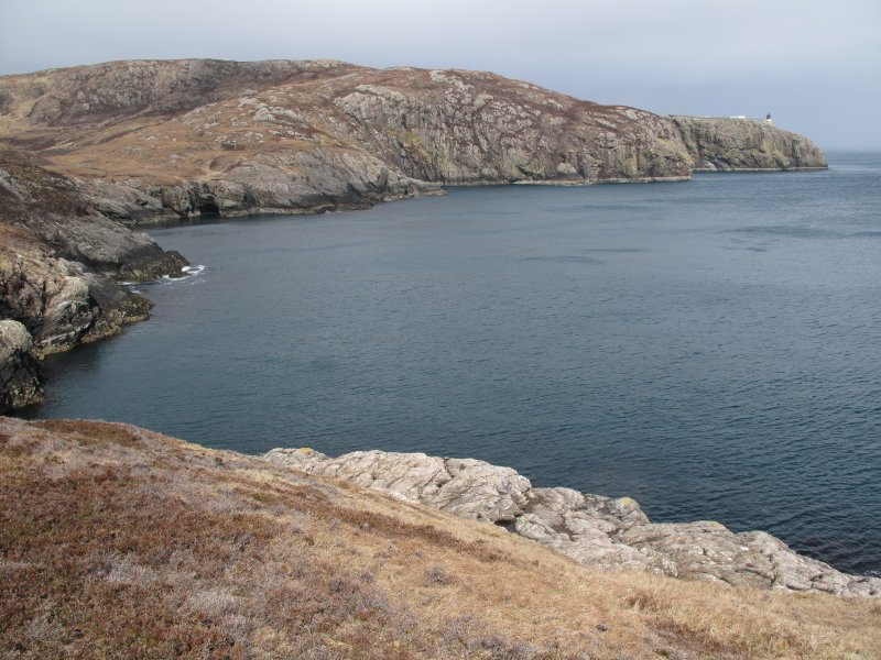 General view looking towards Usinish lighthouse