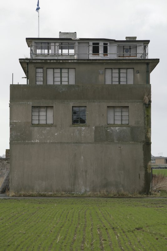 Image of Crail Airfield Building 1 east