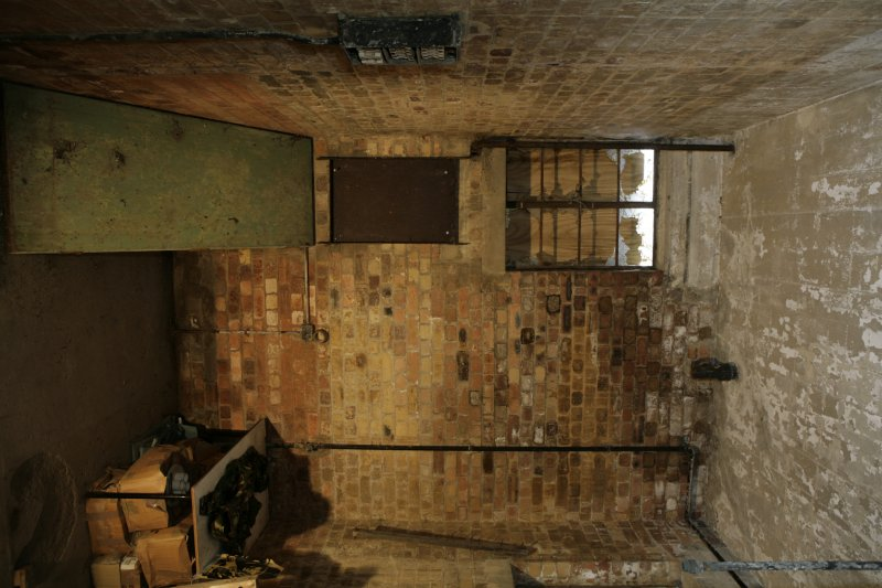 Image of Crail Airfield Building 1 interior