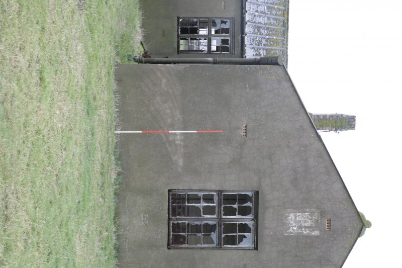 Image of Crail Airfield Building 2 east