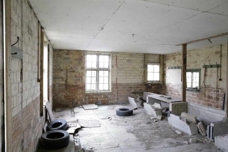 Image of Crail Airfield Building 2 interiors