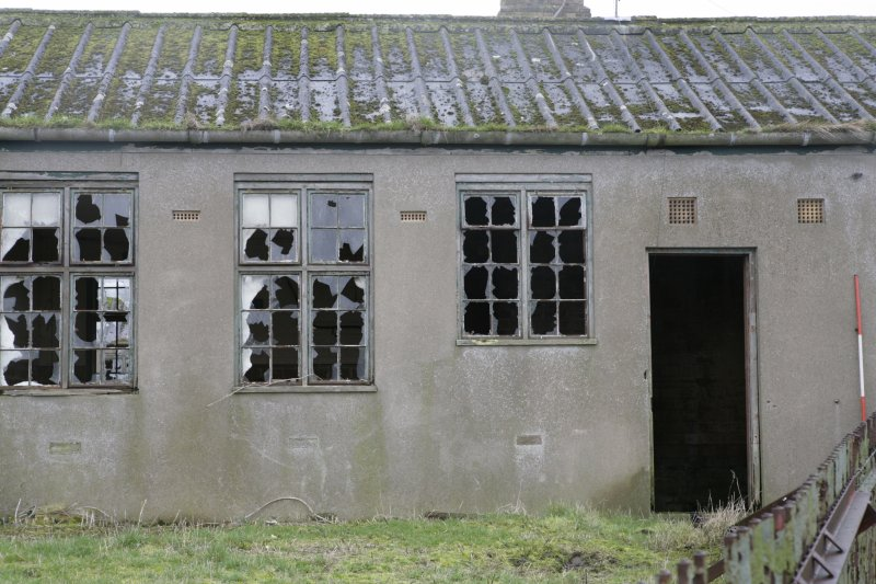 Image of Crail Airfield Building 2 north