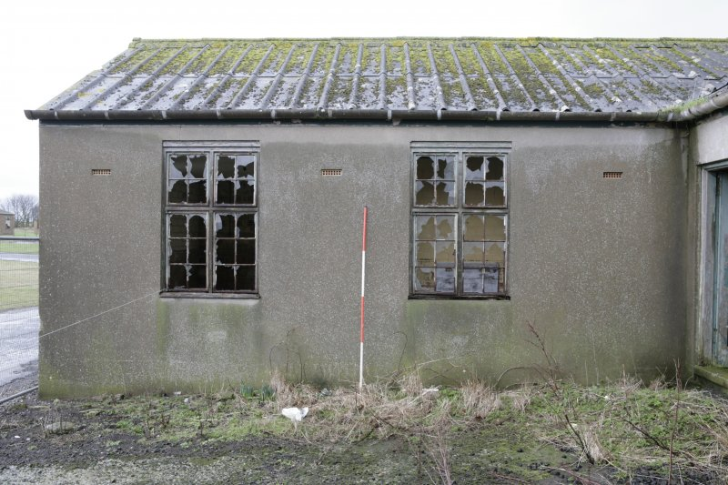 Image of Crail Airfield Building 2 west