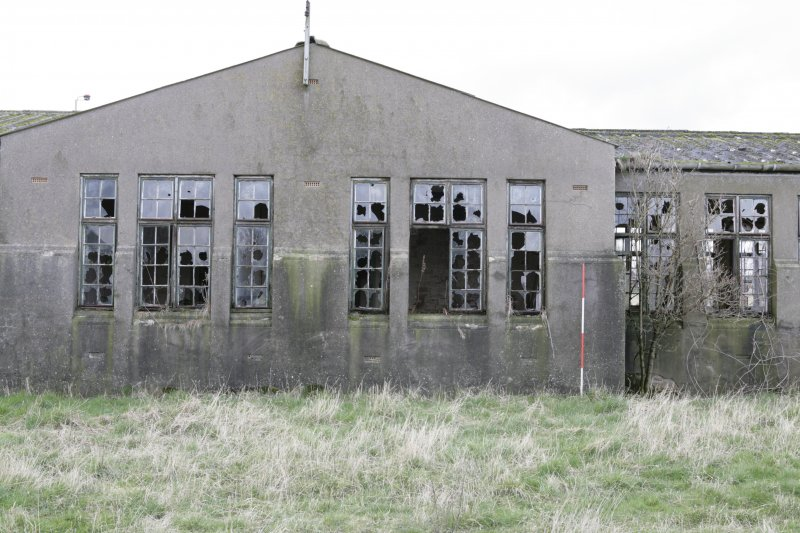 Image of Crail Airfield Building 3 east