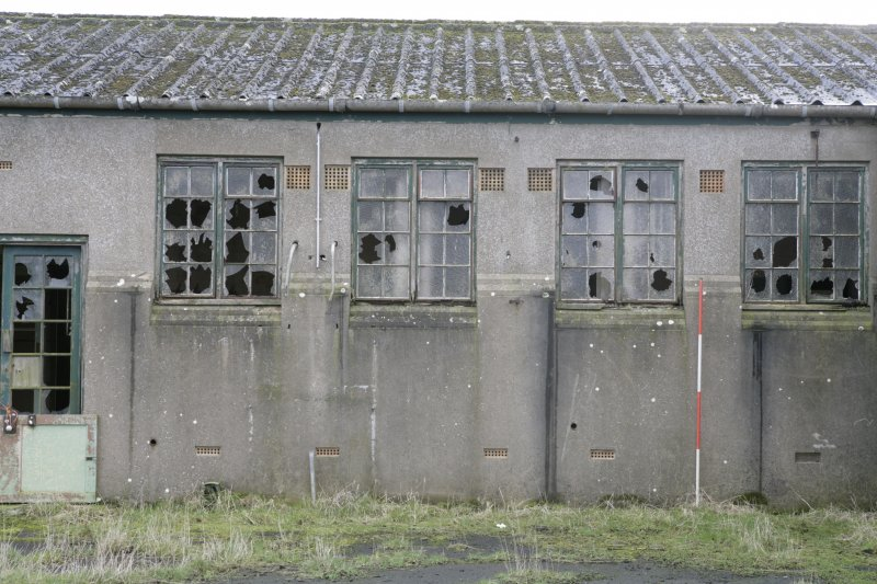 Image of Crail Airfield Building 3 north