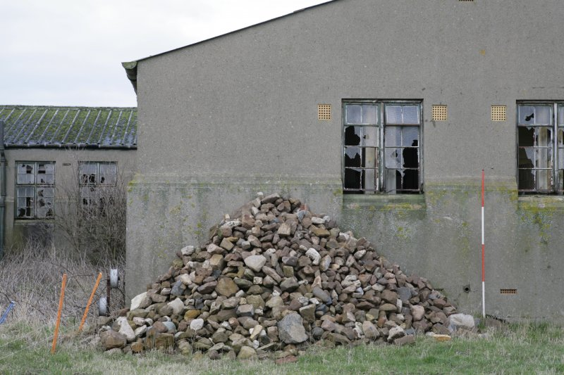Image of Crail Airfield Building 3 south