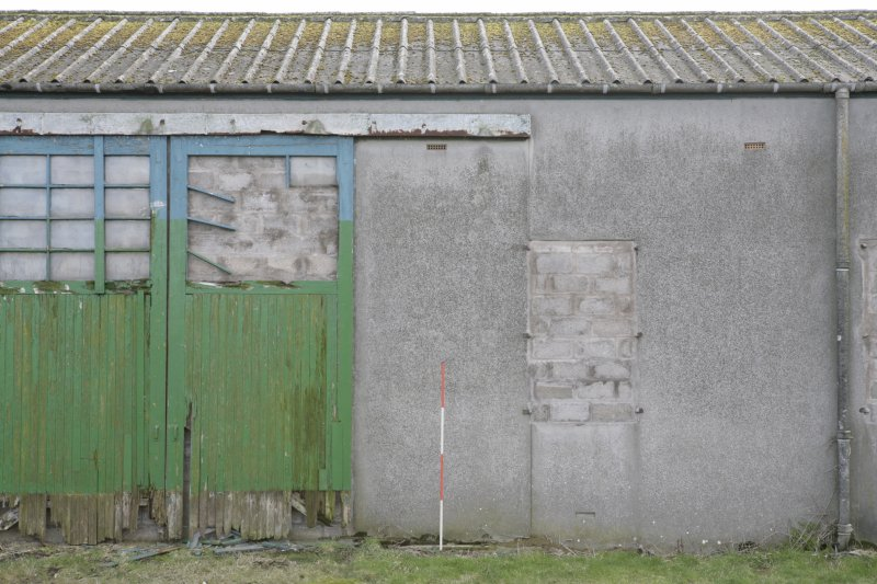 Image of Crail Airfield building 9 north
