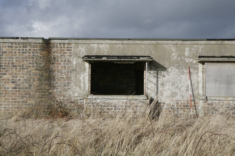 Image of Crail Airfield building 15 south