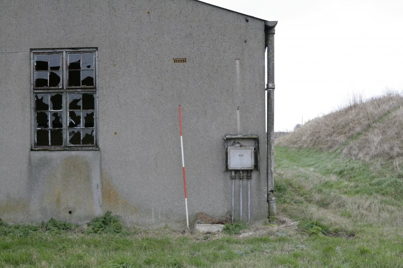Image of Crail Airfield building 30 from west