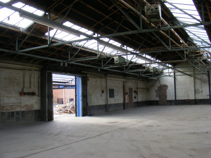 View of interior of Building 11