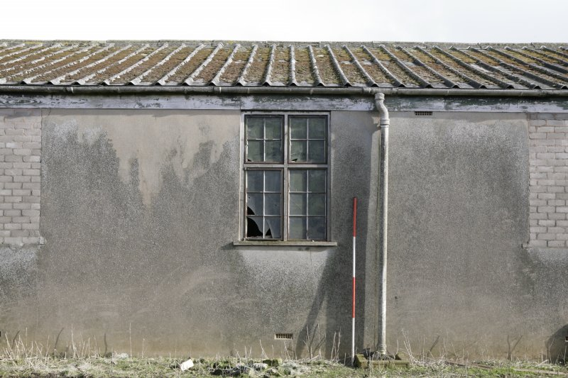 Image of Crail Airfield building 89 from the north