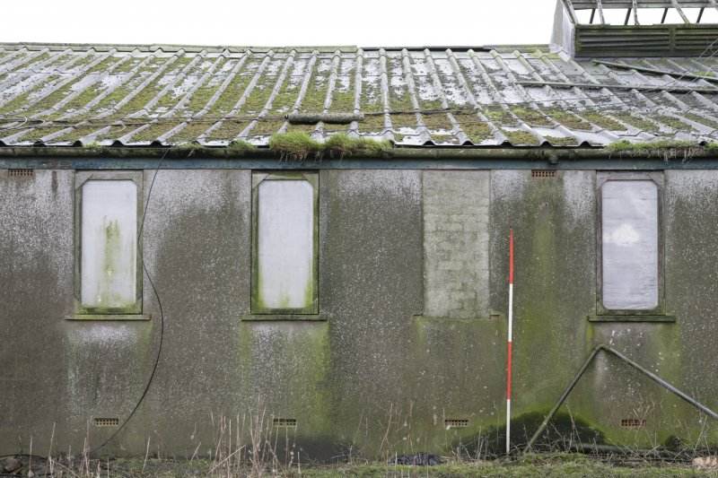 Image of Crail Airfield building 102 from the north