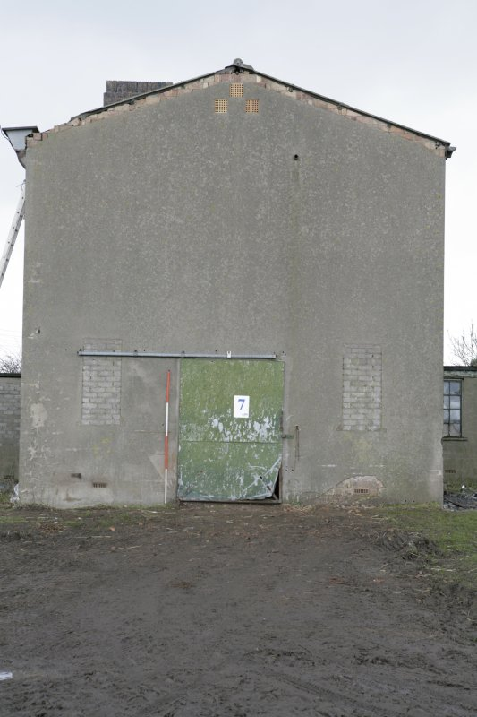 Image of Crail Airfield building 111 from the south