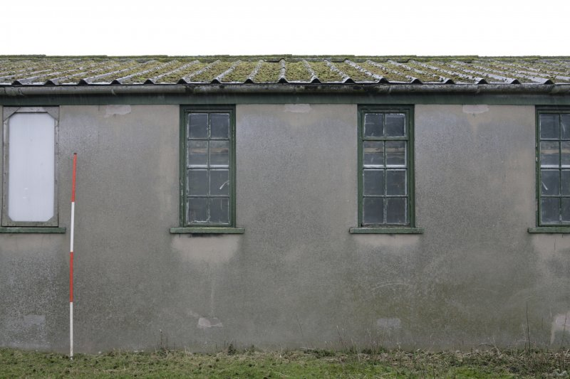 Image of Crail Airfield building 111 from the west