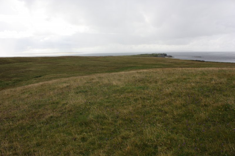 General view from Keefa Hill towards the Tarf.