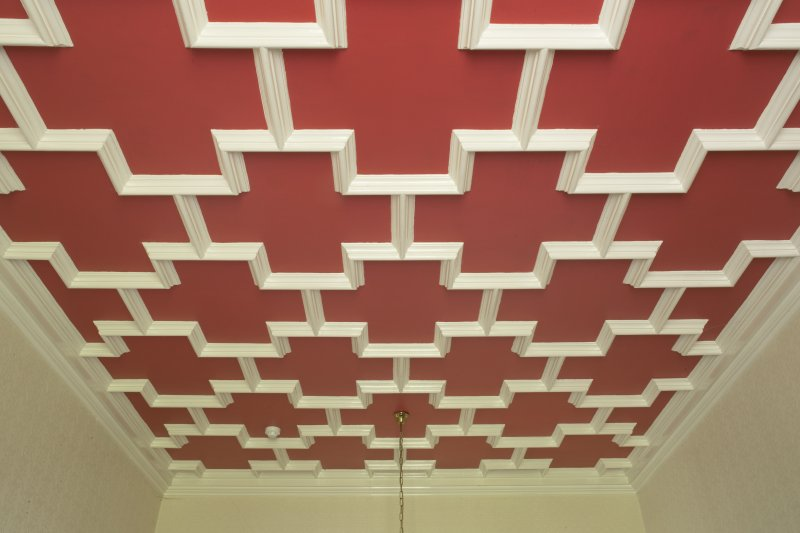 1st floor. Pantry ceiling.
